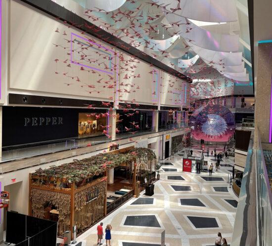 Resorts World, Las Vegas, NV
